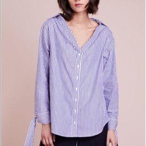 Club monaco Striped shirt